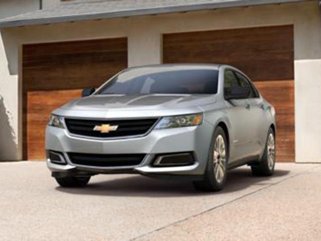 2017 Chevrolet Impala - Special Offer