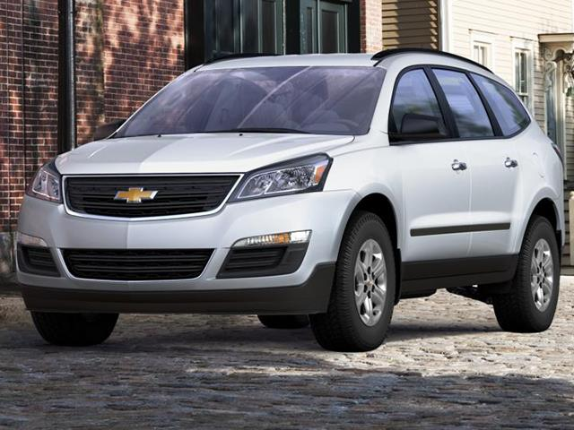 2017 Chevrolet Traverse LS AWD - Special Offer
