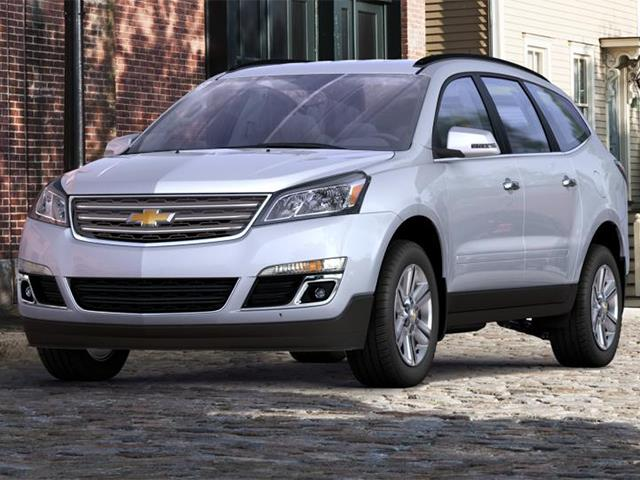 2017 Chevrolet Traverse 2LT AWD - Special Offer