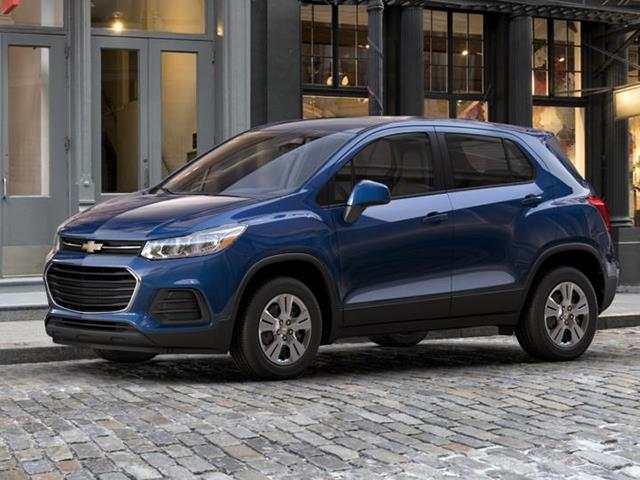 2017 Chevrolet Trax - Special Offer