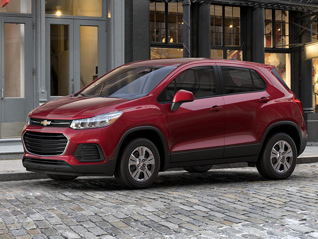2017 Chevrolet Trax LS FWD - Special Offer