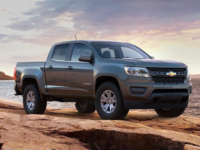 2017 Chevrolet Colorado - Special Offer