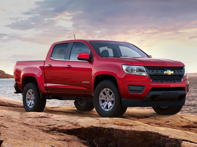 2017 Chevrolet Colorado - Special Offer