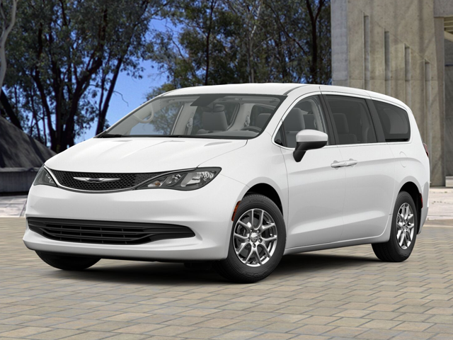 2017 Chrysler Pacifica - Special Offer