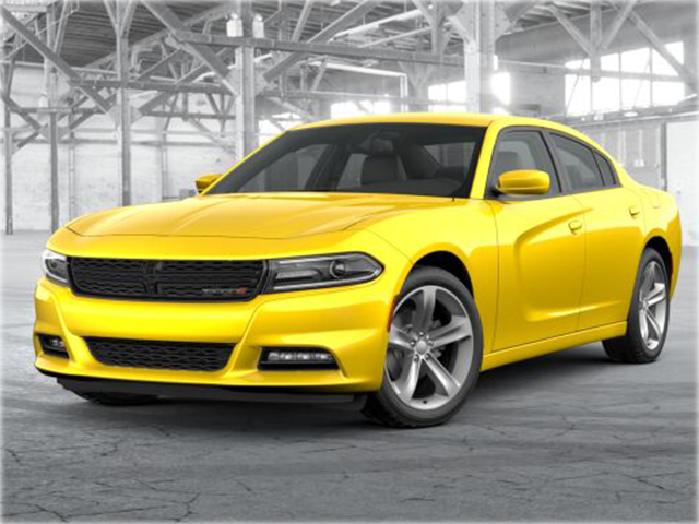 2017 Dodge Charger - Special Offer