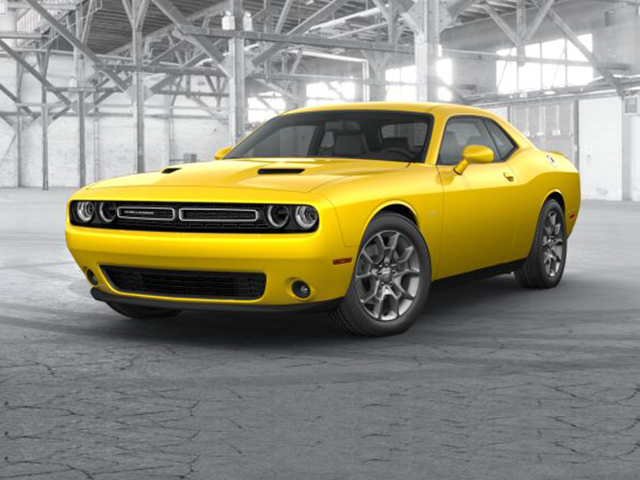 2017 Dodge Challenger GT All-Wheel Drive - Special Offer