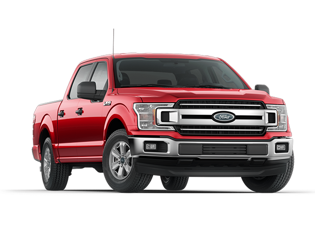 2018 Ford XLT SuperCrew Short Box 4x4 - Special Offer