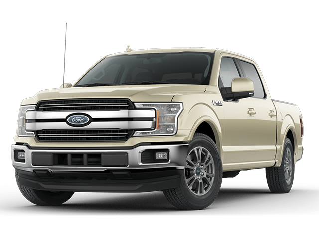 2018 Ford Lariat SuperCrew Short Box 4X4 - Special Offer