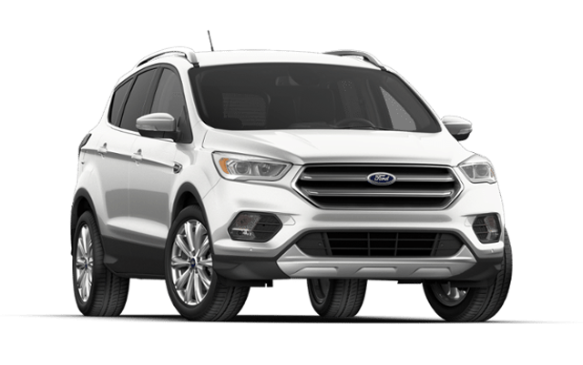 2018 Ford Titanium 4WD - Special Offer