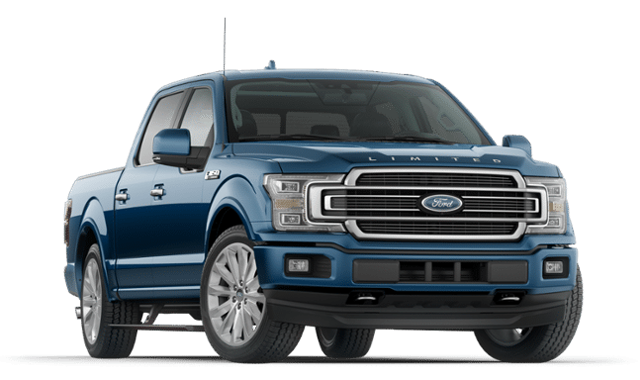 2018 Ford Limited SuperCrew Short Box 4x4 - Special Offer