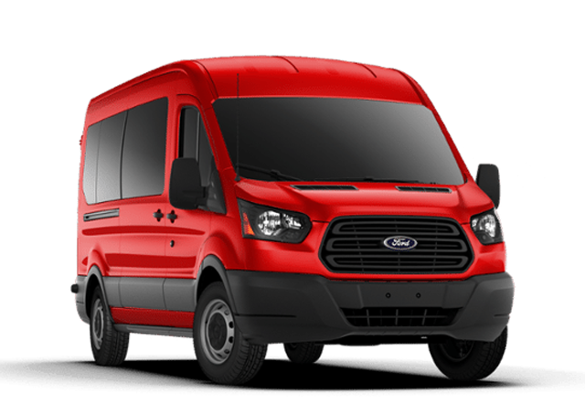 2018 Ford XL Passenger Wagon High Roof Extended Wheelbase - Special Offer