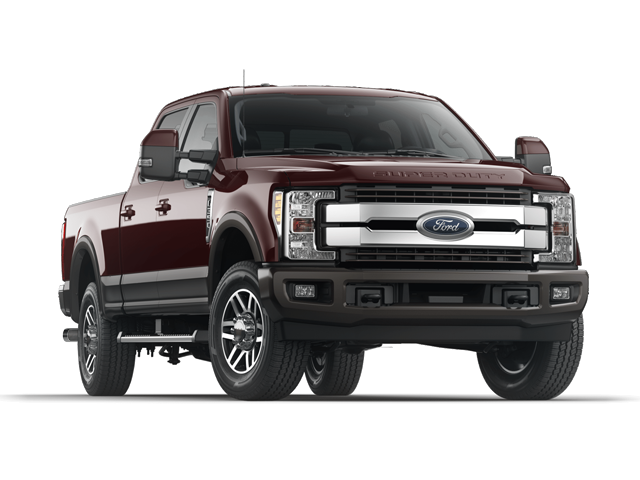 2018 Ford F-350 King Ranch Crew Cab Short Box 4X4 - Special Offer