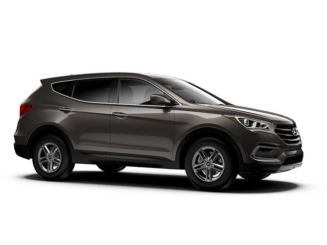 2018 Hyundai Santa Fe Sport 24L AWD Mineral Gray Gray Cloth OPTION GROUP 01 -inc standard equi