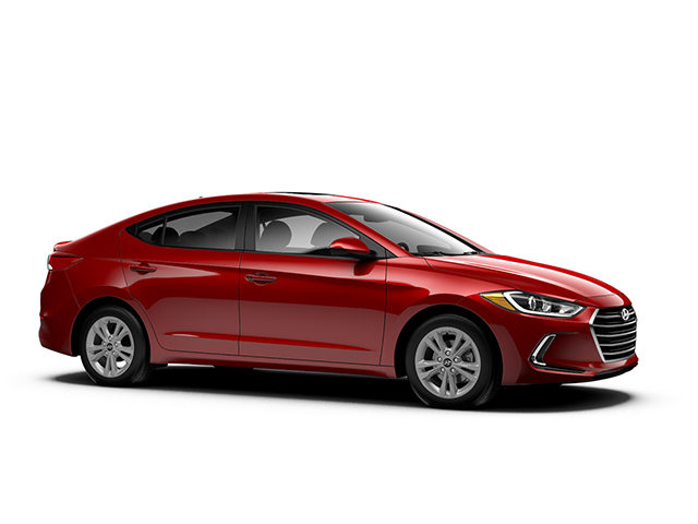 2018 Hyundai Elantra Value Edition Scarlet Red Gray Cloth OPTION GROUP 01  SCARLET RED  GRAY