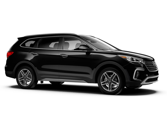 2018 Hyundai Santa Fe Limited Ultimate AWD Becketts Black Black Leather OPTION GROUP 01  BECKET