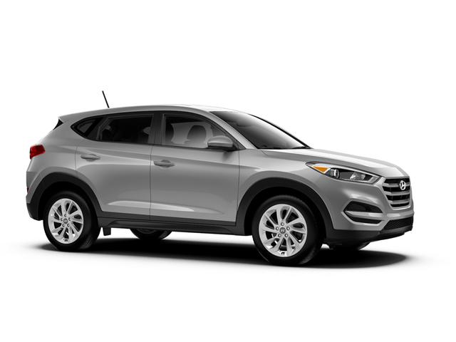 2018 Hyundai Tucson SE AWD Molten Silver Gray Cloth OPTION GROUP 01  MOLTEN SILVER  GRAY YES