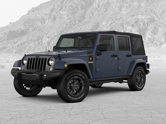 2018 Jeep Freedom Edition 4x4 - Special Offer