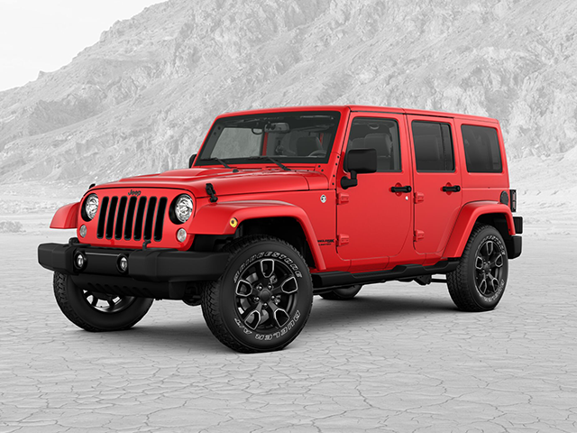 2018 Jeep Altitude 4x4 - Special Offer