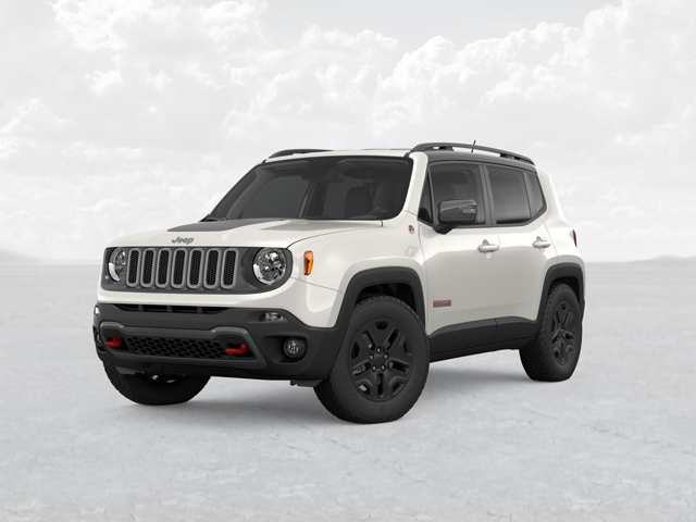 2018 Jeep Trailhawk 4X4 - Special Offer