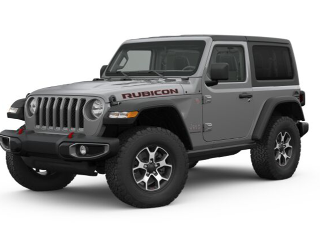2018 Jeep Rubicon 4X4 - Special Offer