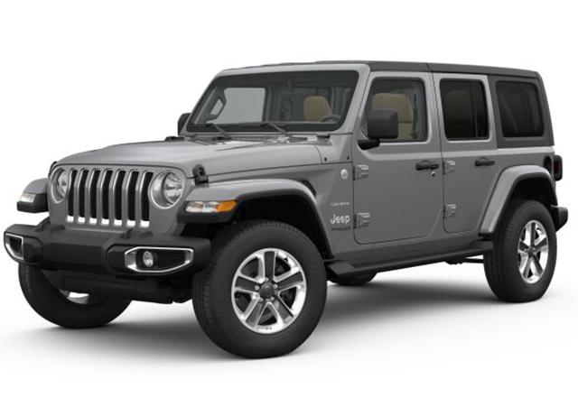 2018 Jeep Sahara 4X4 - Special Offer