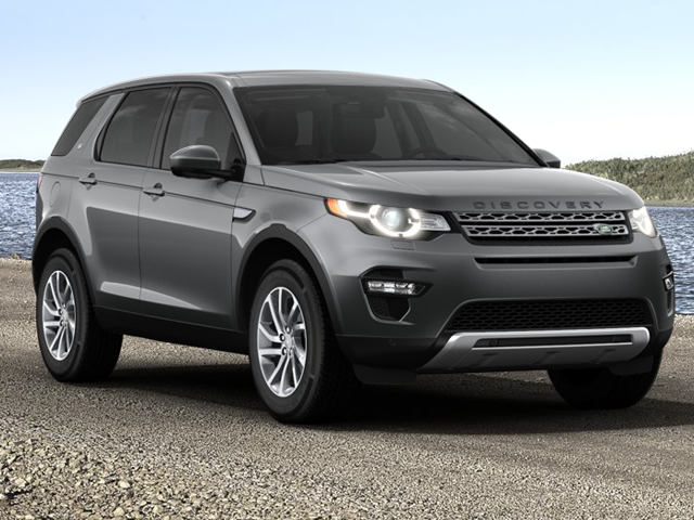 2018 Land Rover HSE - Special Offer