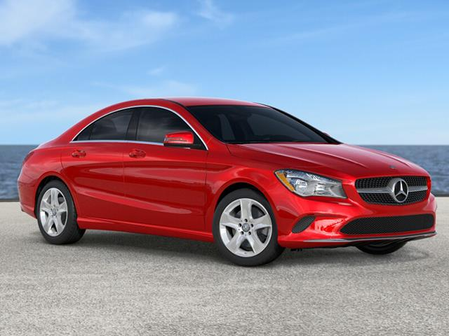 2018 Mercedes-Benz CLA 250 4MATIC Coupe - Special Offer