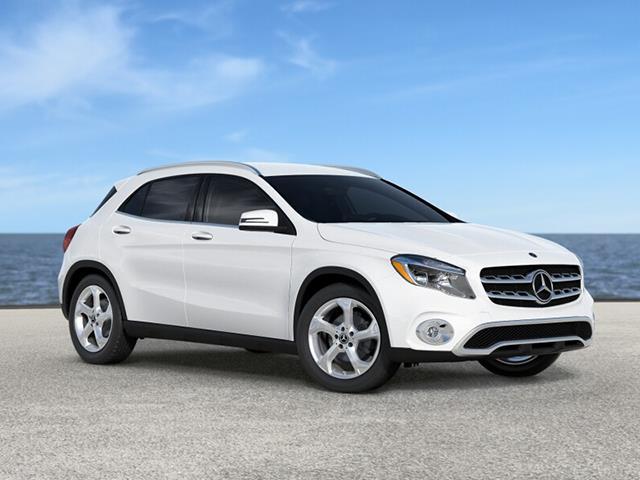 Superior 2018 Mercedes Benz GLA 250 4MATIC SUV   Special Offer
