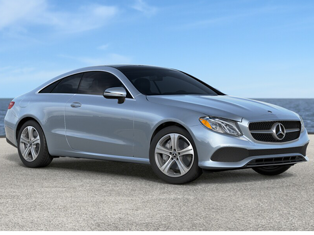 2018 Mercedes-Benz E 400 4MATIC Coupe - Special Offer