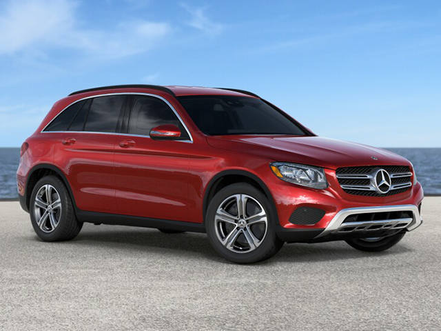 2018 Mercedes Benz GLC 300 4MATIC SUV   Special Offer