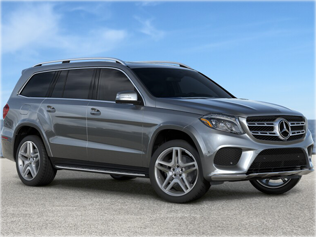 2018 Mercedes-Benz GLS 550 SUV - Special Offer