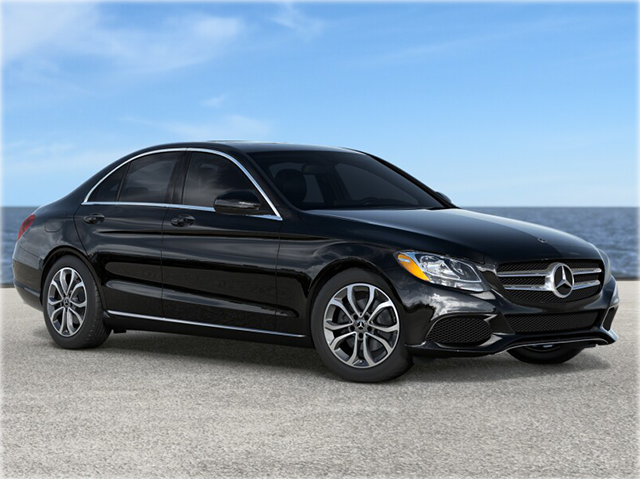 2018 Mercedes-Benz C 300 4MATIC Sedan - Special Offer