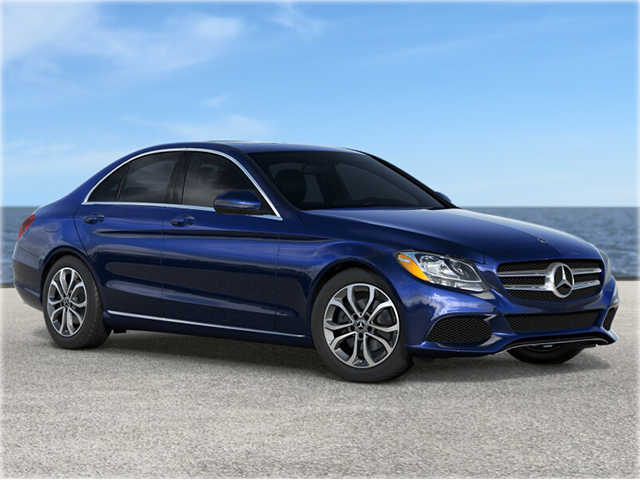 2018 Mercedes-Benz C 300 Sedan - Special Offer