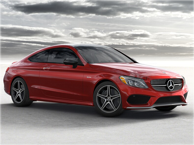 2018 Mercedes-Benz AMG C 43 4MATIC Coupe - Special Offer