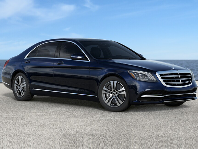 2018 Mercedes-Benz S 450 Sedan - Special Offer