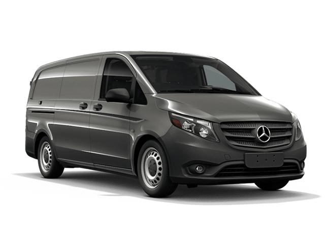 2018 Mercedes-Benz Cargo Van - Special Offer