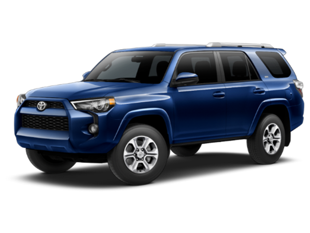 2018 Toyota SR5 4WD - Special Offer