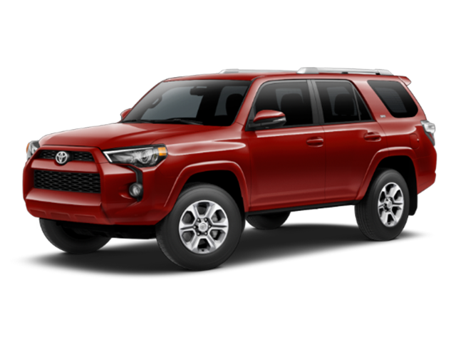 2018 Toyota SR5 Premium 4WD - Special Offer