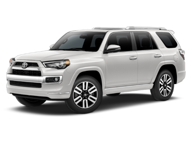 2018 Toyota Limited 4WD - Special Offer