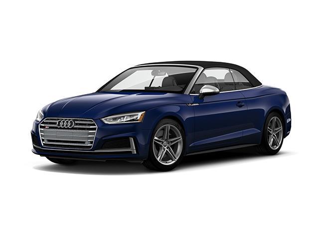 2018 Audi S5 Cabriolet - Special Offer