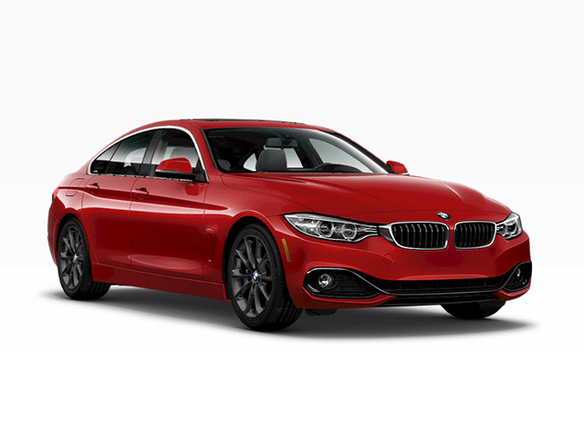 2018 BMW 4 Series - Special Offer