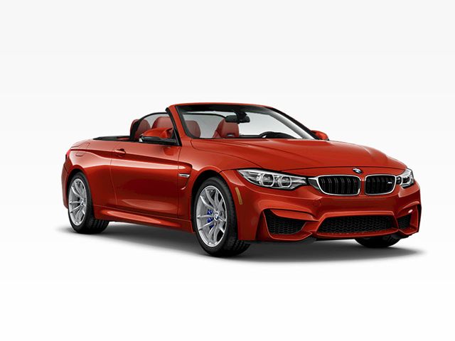 2018 BMW M4 Convertible at BMW of Bayside