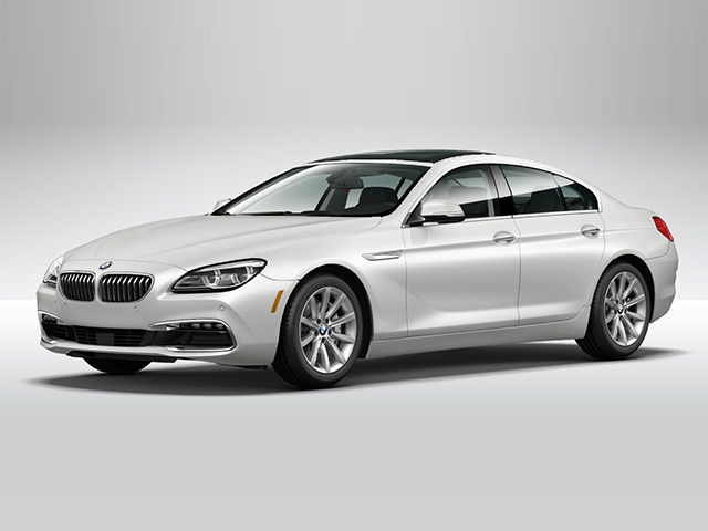 2018 BMW 6 Series - Special Offer