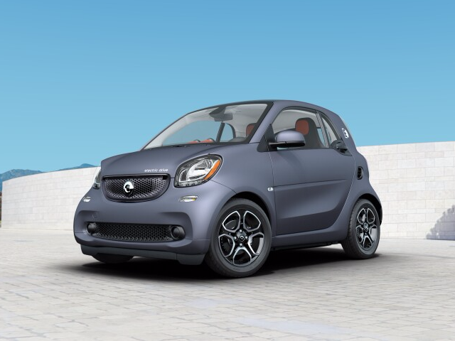 2018 Smart passion coupe - Special Offer