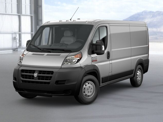 2018 Ram ProMaster 1500 Cargo Van Low Roof 136in WB