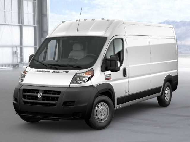 2018 Ram ProMaster 2500 Cargo Van High Roof 159in WB