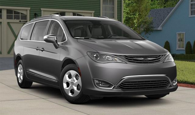 2018 Chrysler Limited - Special Offer