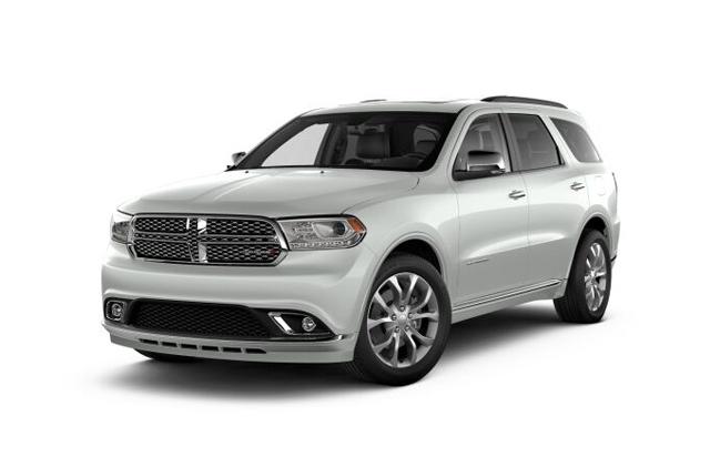 2018 Dodge Citadel Anodized Platinum AWD - Special Offer