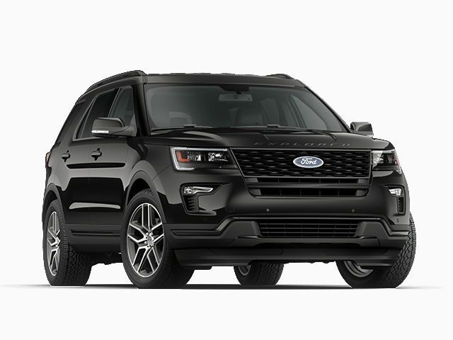 2019 Ford Sport 4WD - Special Offer
