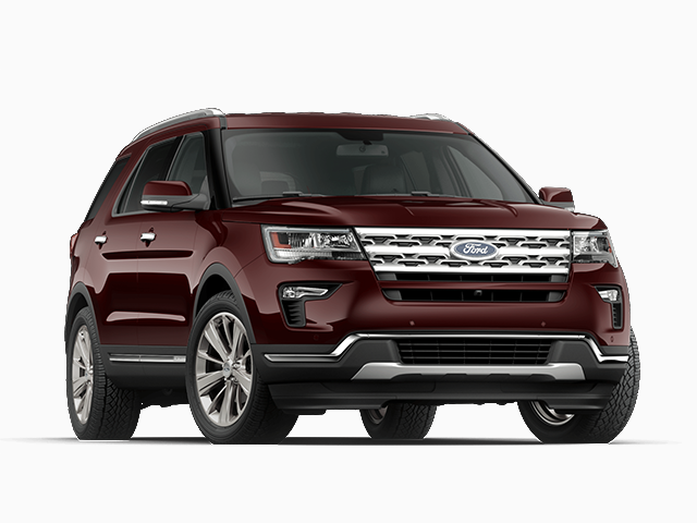 2019 Ford Limited 4WD - Special Offer